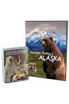 Amazing Animals of Alaska Vol 2 DVD and Creation Cards Combo