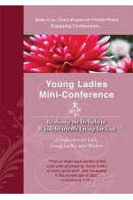 Young Ladies Mini-Conference DVD set
