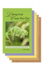 Letting God Create Your Day 6 Book Set