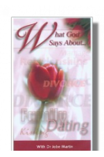 What God Says About... DVD